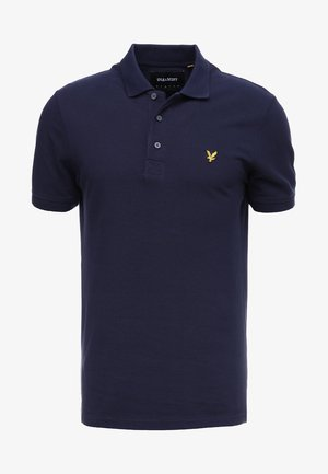PLAIN - Polo shirt - navy