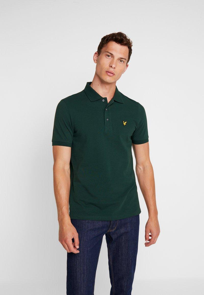 Lyle & Scott - PLAIN - Poloshirt - jade green
