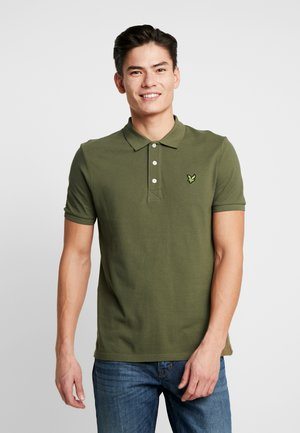 PLAIN - Poloshirts - lichen green