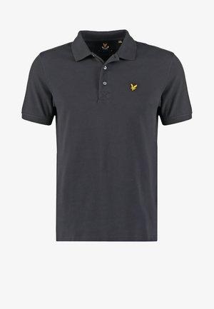 Polo shirt - true black