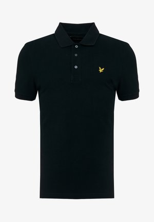 PLAIN - Polo shirt - jet black