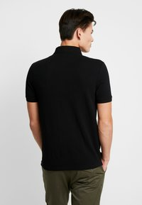 Lyle & Scott - PLAIN - Poloshirt - jet black - 2