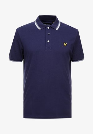 TIPPED - Poloshirts - blue