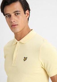Lyle & Scott - Polo shirt - vanilla cream - 3