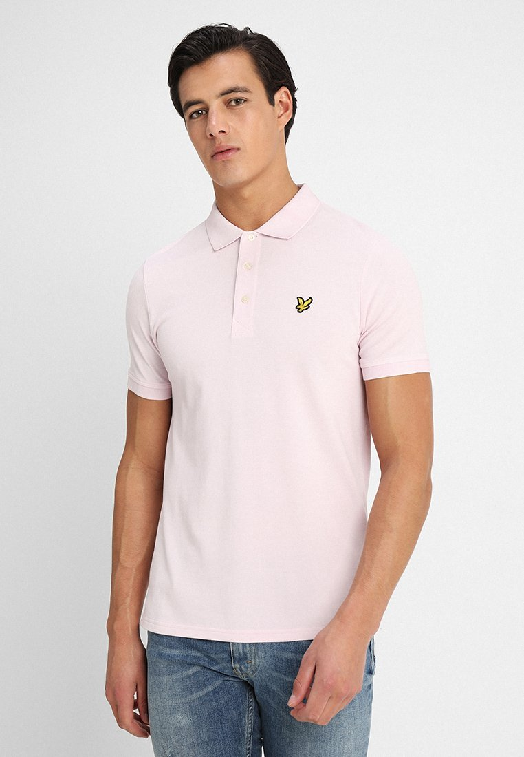 Lyle & Scott - Polo - dusky lilac