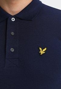 Lyle & Scott - PLAIN  - Poloshirt - navy - 4