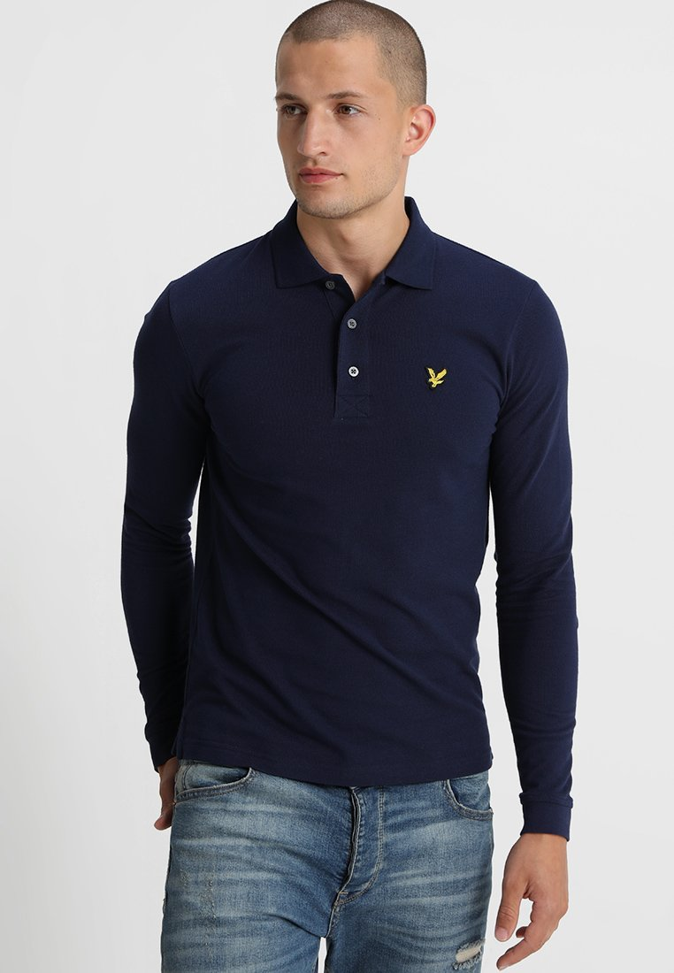 Lyle & Scott - PLAIN  - Polo shirt - navy