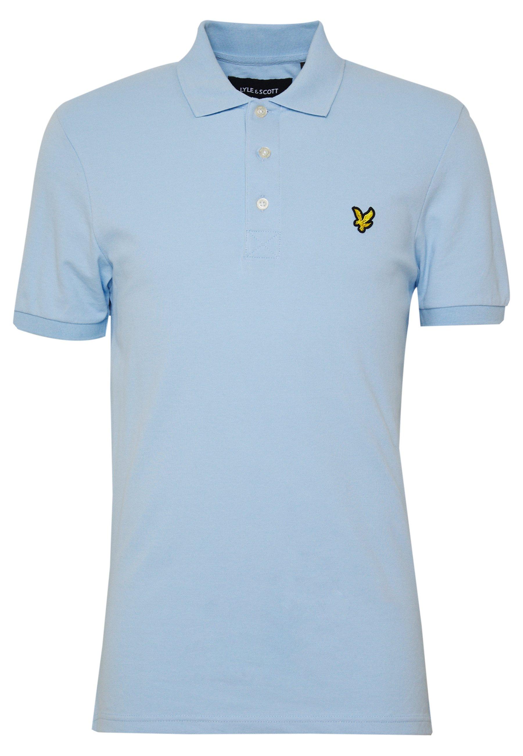 Lyle & Scott Slim Fit - Poloshirt Pool Blue