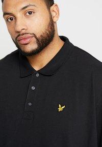 Lyle & Scott - Poloshirt - true black - 4