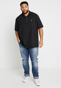 Lyle & Scott - Poloshirt - true black - 1