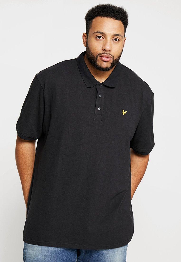 Lyle & Scott - Poloshirts - true black