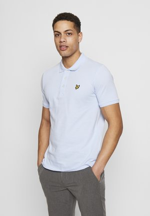 PLAIN - Polo shirt - pool blue