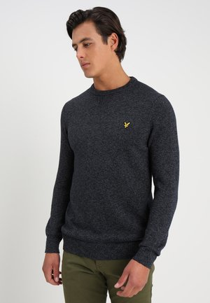 JUMPER - Neule - dark navy