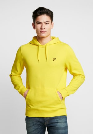 HOODIE - Mikina s kapucí - buttercup yellow