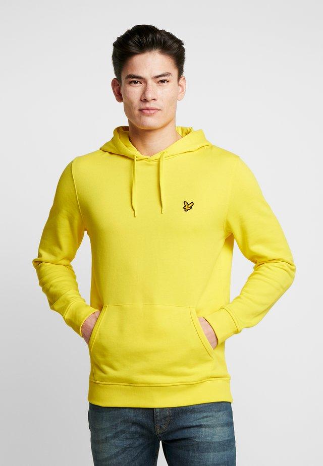 HOODIE - Hoodie - buttercup yellow