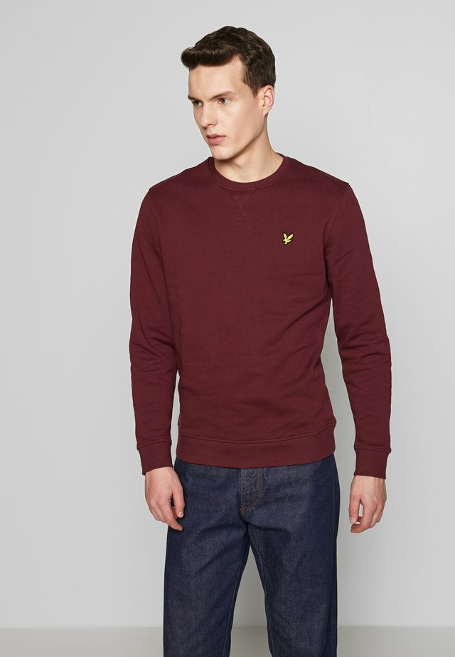 Sweater - merlot