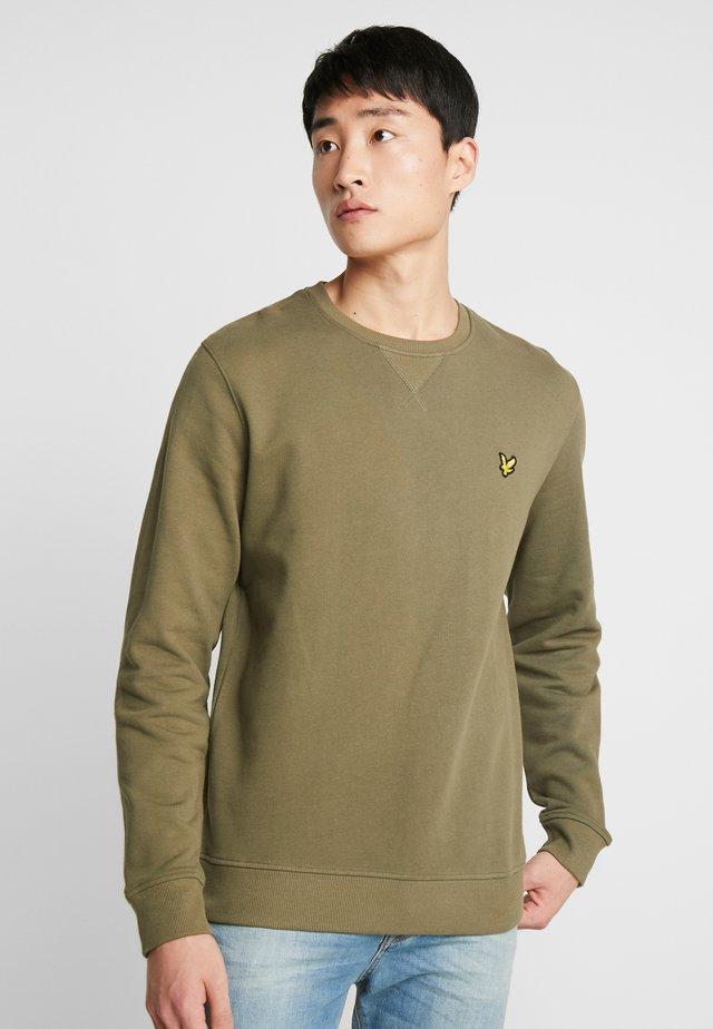 Sweater - lichen green