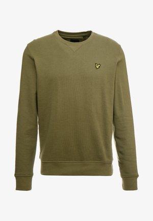 Sweatshirt - lichen green