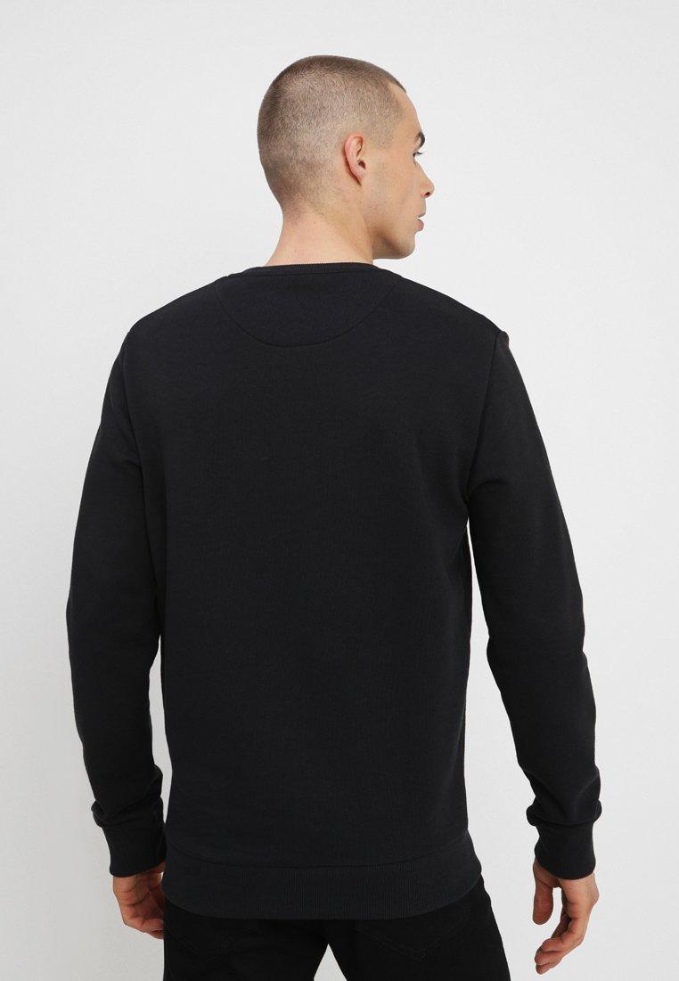 Scott True Black Lyleamp; Flock LogoSweatshirt pqMVUzLSG