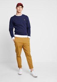 Lyle & Scott - CONTRAST - Sweater - navy - 1