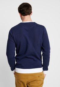 Lyle & Scott - CONTRAST - Sweater - navy - 2