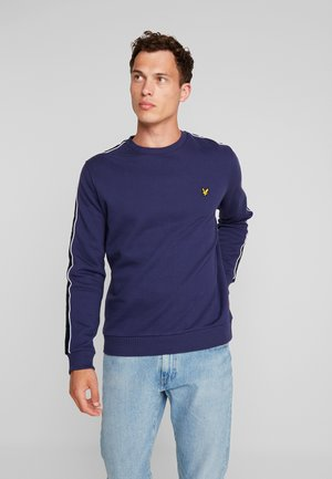 TAPED - Sweater - navy
