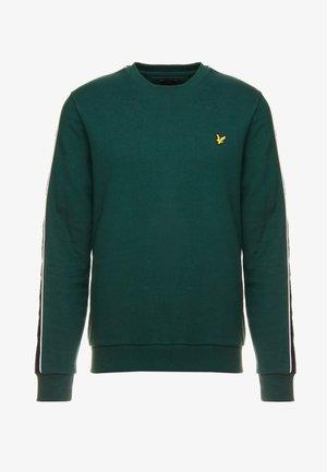 TAPED - Sweater - jade green