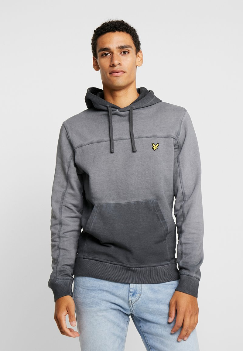 Lyle & Scott - INK HOODIE - Hoodie - true black