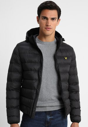 LIGHTWEIGHT PUFFER - Overgangsjakker - true black