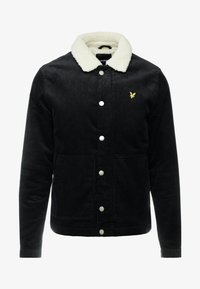 Lyle & Scott - JUMBO  - Light jacket - true black - 5
