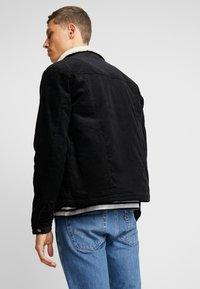 Lyle & Scott - JUMBO  - Light jacket - true black - 2