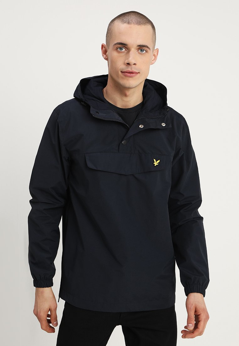 Lyle & Scott - OVERHEAD - Windbreaker - dark navy