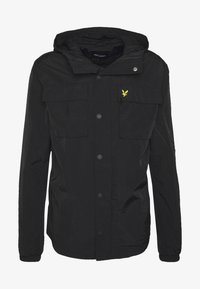 Lyle & Scott - POCKET JACKET - Blouson - jet black - 3