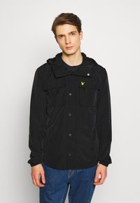 Lyle & Scott - POCKET JACKET - Blouson - jet black - 0