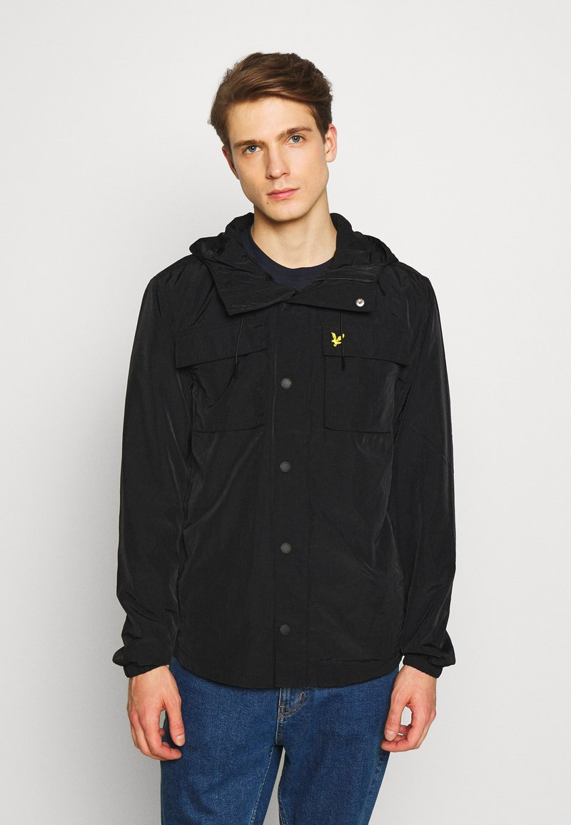 Lyle & Scott - POCKET JACKET - Blouson - jet black
