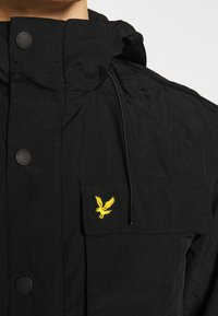 Lyle & Scott - POCKET JACKET - Blouson - jet black - 4
