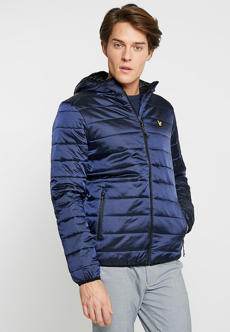 Lyle & Scott - COOKE JACKET - Übergangsjacke - navy
