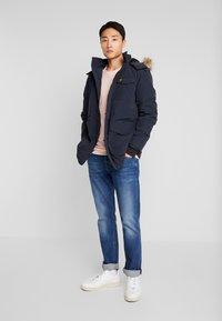 Lyle & Scott - Winter coat - dark navy - 1