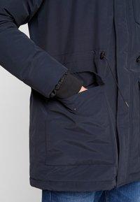 Lyle & Scott - Winter coat - dark navy - 6