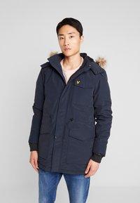 Lyle & Scott - Winter coat - dark navy - 0