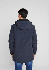 Lyle & Scott - Winter coat - dark navy - 3