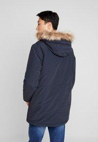 Lyle & Scott - Winter coat - dark navy - 2