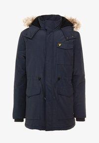 Lyle & Scott - Winter coat - dark navy - 5