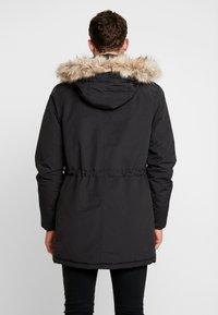 Lyle & Scott - Winter coat - true black - 2
