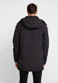 Lyle & Scott - Winter coat - true black - 3