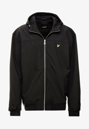 PLUS SOFTSHELL - Light jacket - true black