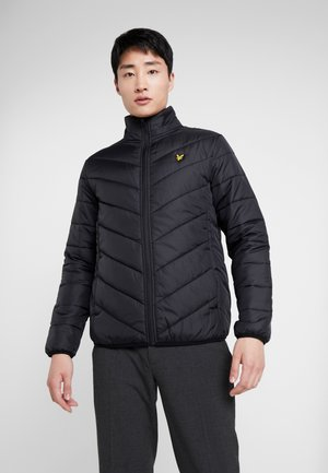 PUFFER JACKET - Übergangsjacke - true black