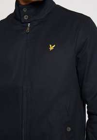 Lyle & Scott - HARRINGTON JACKET - Bomberjakke - dark navy - 4