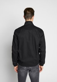 Lyle & Scott - HARRINGTON JACKET - Bomberjacks - jet black - 2