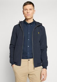 Lyle & Scott - SOFTSHELL JACKET - Korte jassen - dark navy - 0